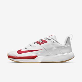 NikeCourt Vapor Lite Sert Kort Kadın Tenis Ayakkabısı