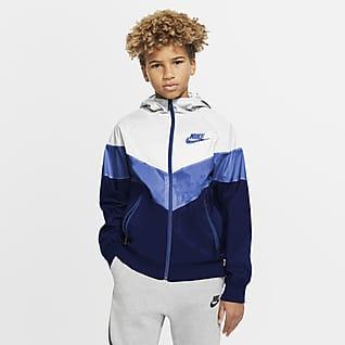 Nike Sportswear Windrunner Melegítőfelső nagyobb gyerekeknek
