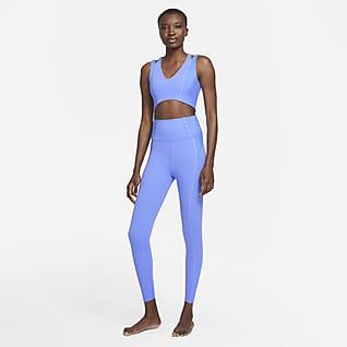 Nike Yoga Luxe Dri-FIT Tuta intera Infinalon - Donna