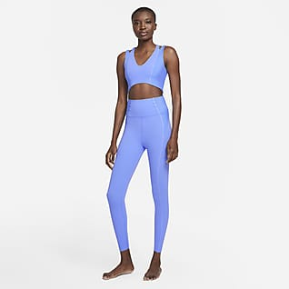 Nike Yoga Luxe Dri-FIT Mono de tejido Infinalon - Mujer