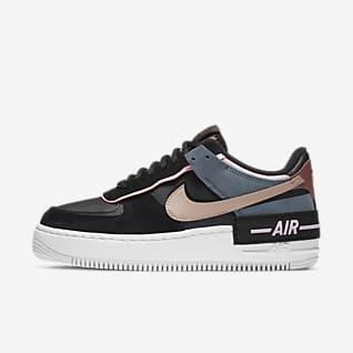 air force 1 nere e verdi