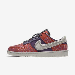Nike Dunk Low N7 By Trey Deere Custom Shoe