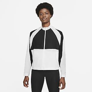 Nike Retro Løbetræningsjakke til kvinder