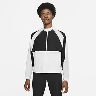Nike Retro Track jacket da running - Donna