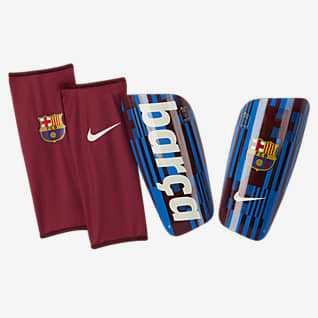 FC Barcelona Mercurial Lite Fußball-Schienbeinschoner