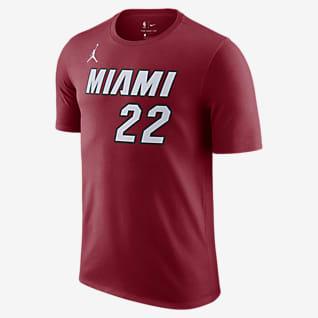 Jimmy Butler Heat Statement Edition T-shirt Jordan NBA - Uomo
