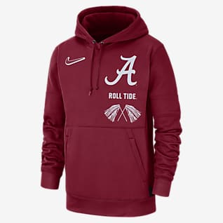 Nike College Therma Local (Alabama) Men's Pullover Hoodie