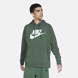 Nike Sportswear Club Fleece Men's Graphic Pullover Hoodie