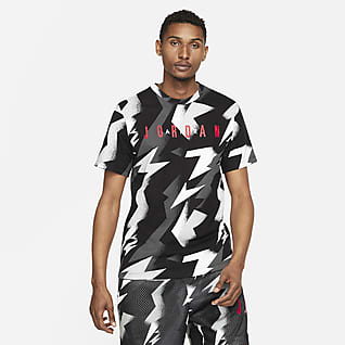 Jordan Jumpman Air Men's Short-Sleeve Printed T-Shirt