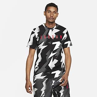 Jordan Jumpman Air Tee-shirt à manches courtes imprimé pour Homme