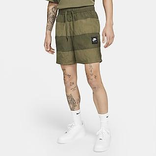Nike Air 男款梭織短褲