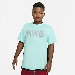 Nike Trophy Big Kids' (Boys') Short-Sleeve Graphic Training Top (Extended Size)