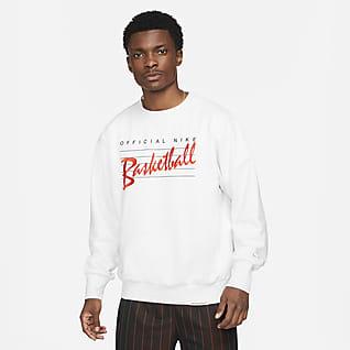 Nike Dri-FIT Standard Issue Basketsweatshirt til herre