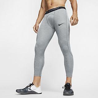 Nike Pro Tights a 3/4 - Uomo