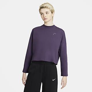 Nike Sportswear Camiseta de manga larga para mujer