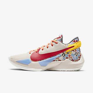 """Zoom Freak 2 """"Letter Bro"""" Basketbol Ayakkabısı"""