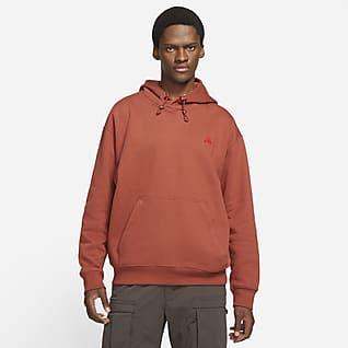 Nike ACG Felpa pullover in fleece con cappuccio