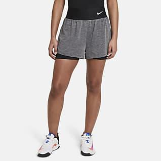 NikeCourt Advantage Kadın Tenis Şortu