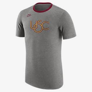 Nike College (USC) Men's Logo T-Shirt