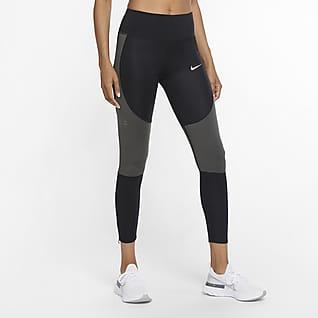 Nike Epic Luxe Run Division Damen-Lauf-Tights