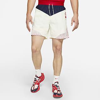 Nike x Gyakusou Shorts de tejido Woven