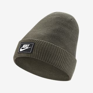 Nike Sportswear Beanie met omslag