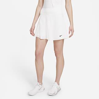 NikeCourt Dri-FIT ADV Slam Tenniskjol för kvinnor