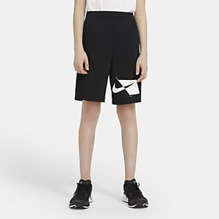 Nike Dri-FIT Trainingsshorts voor jongens