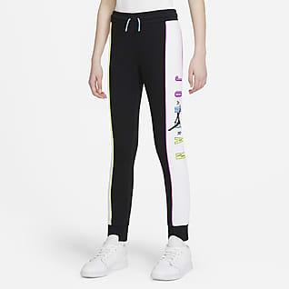 Jordan Pants para niña talla grande