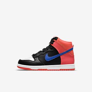 Nike Dunk High Little Kids' Shoe