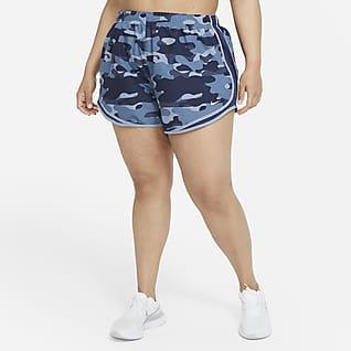 Nike Dri-FIT Tempo Women's Printed Running Shorts (Plus Size)