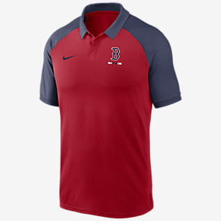 Nike Dri-FIT Legacy (MLB Boston Red Sox) Men's Polo