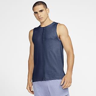 Nike Yoga Herren-Tanktop