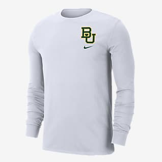 Nike College (Baylor) Men's Long-Sleeve T-Shirt