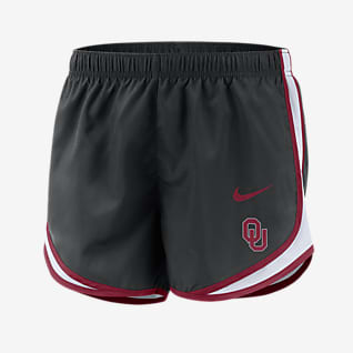 Nike College Dri-FIT Tempo (Oklahoma) Women's Running Shorts