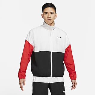 Nike Dri-FIT เสื้อแจ็คเก็ตบาสเก็ตบอลผู้ชาย