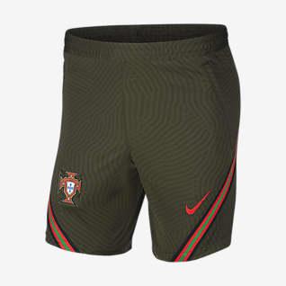 Portugal Strike Men's Football Shorts