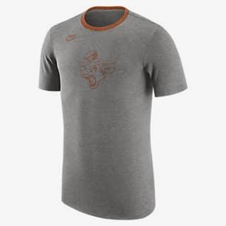 Nike College (Texas) Men's Logo T-Shirt