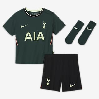 Tottenham Hotspur 2020/21 Away Baby and Toddler Football Kit