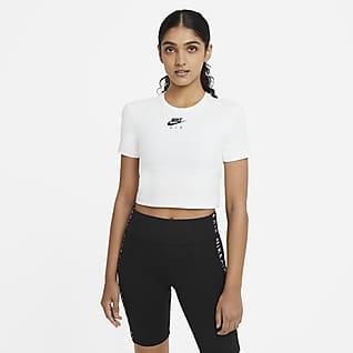 Nike Air Women's Short-Sleeve Crop Top