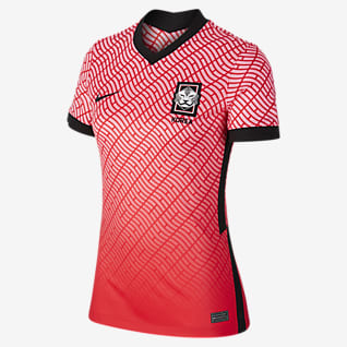 Korea Stadium 2020 (wersja domowa) Damska koszulka piłkarska