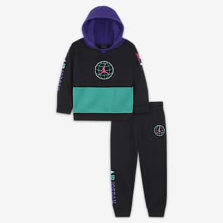 Jordan Baby (12-24M) Hoodie and Pants Set