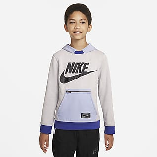 Nike Sportswear KP DNA Big Kids' Hoodie