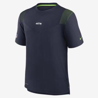 Nike Dri-FIT Sideline Player UV (NFL Seattle Seahawks) Men's T-Shirt