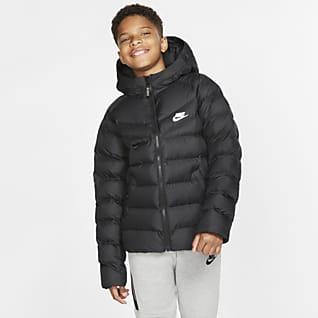 Nike Sportswear Bunda pro větší děti