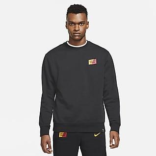 Galatasaray Club Fleece Men's Crew Sweatshirt