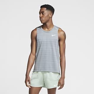 Nike Dri-FIT Miler เสื้อกล้ามวิ่งผู้ชาย