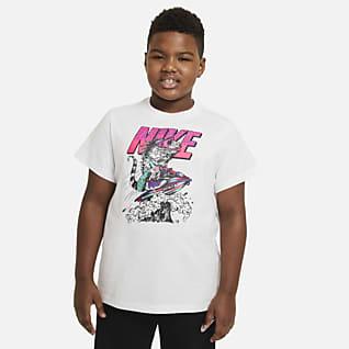Nike Sportswear Playera para niños talla grande (talla extendida)