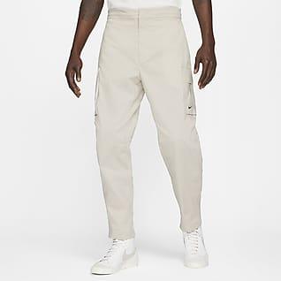 Nike Sportswear Style Essentials Dokuma Astarsız İşlevsel Erkek Eşofman Altı