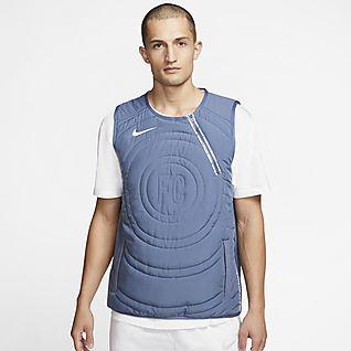 Nike F.C. Fotballvest til herre